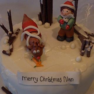"""""""Merry Christmas Nan"""""""