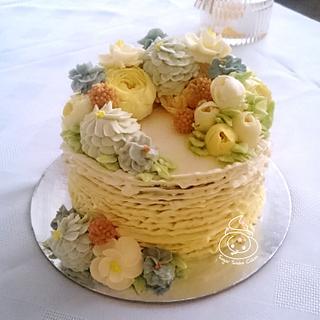 Dreamy Flowercake