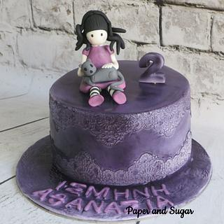 Gorjous cake - Cake by Dina - Paper and Sugar