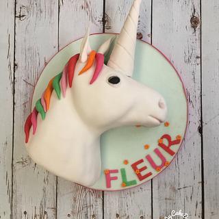 Unicorn cake - Cake by My Cake Day
