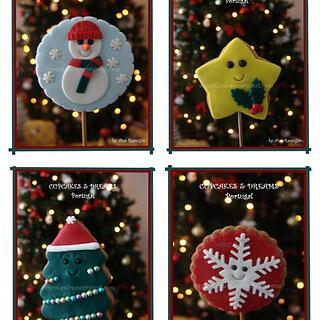 SOME CHRISTMAS COOKIES