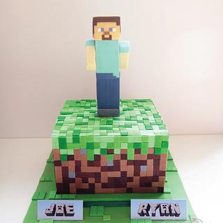 Minefield Cake - Cake by Cobi & Coco Cakes