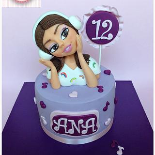 Violetta´s cake