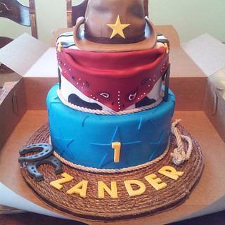 Western Cake