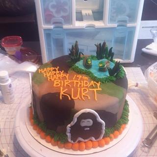 Duck Dynasty Cake - Cake by Melanie