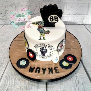 Northern Soul Cake