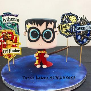 Harry Potter cake - Cake by Tara