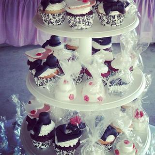 Bridal Shower CupCake