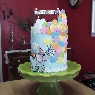 Lexie's Elephant Birthday