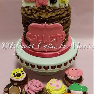 CALLISTA - Cake by ECM