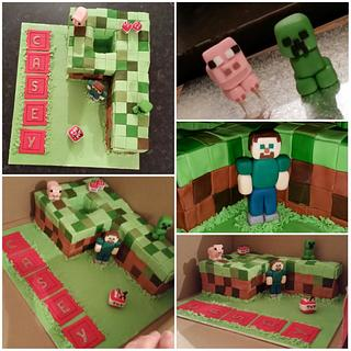 Minecraft 9th Birthday