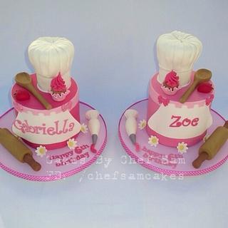 Girly Baker Cakes