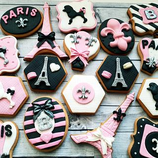 Paris cookies