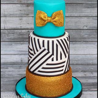Modern Mini Cake