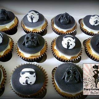 Star Wars Cupcakes!