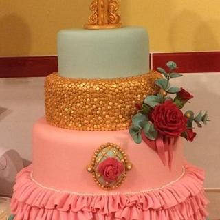 My entry for Cake International