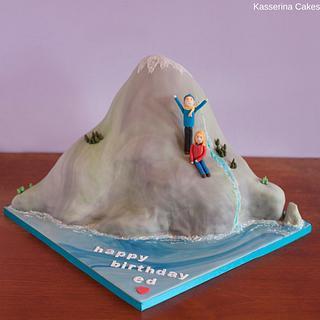 Scottish Island cake