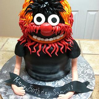 Animal cake - Cake by Tetyana