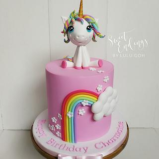 Sassy 'lil Unicorn