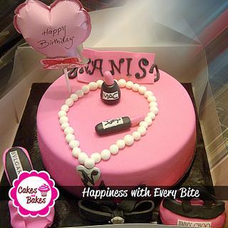 lovely cake - Cake by cakesbakesshop