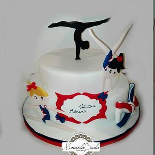 Adriana e Valentina - Cake by manuela scala