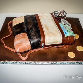 A Purse Cake