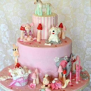 Animals & Figurines - Cake by Sugar Cakes