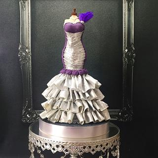 Edible Fabric Dress - CPC International Women's Day Collaboration