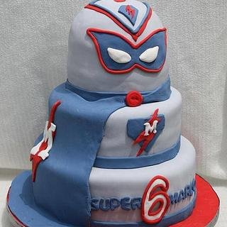 Super Marco! - Cake by Stacey Fruchey