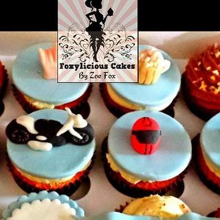 Man Cupcakes!