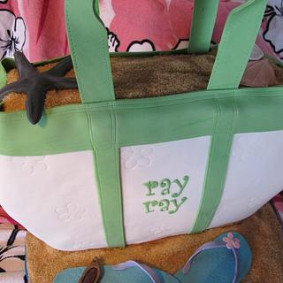 Beach Bag - Cake by Elyse Rosati