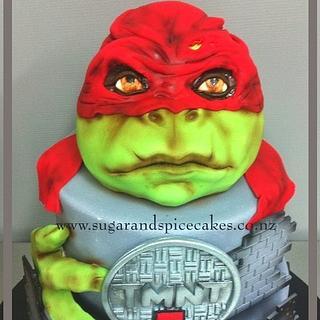 Raphael Ninja Turtles Movie 2016
