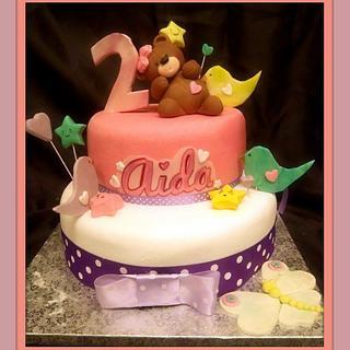 Aida - Cake by La Mimmi