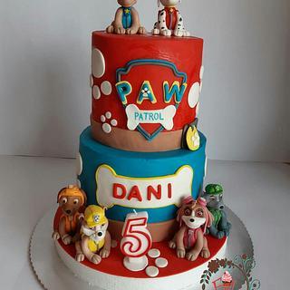 Dani cake
