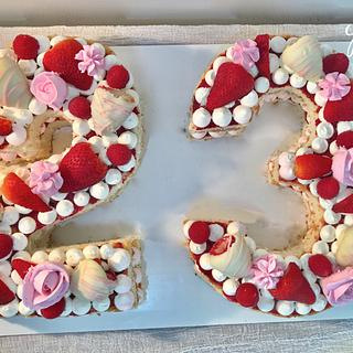 23 ! - Cake by Rachel~Cakes
