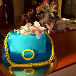 Bag Cake.