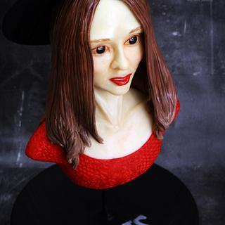 Violet Bust - Americake Horror Story Collaboration