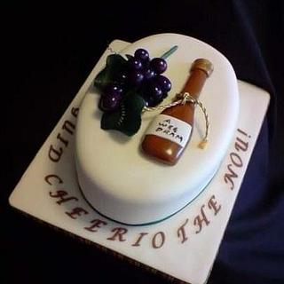 Cake for a Scotsman ....