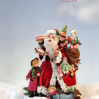 Santa.