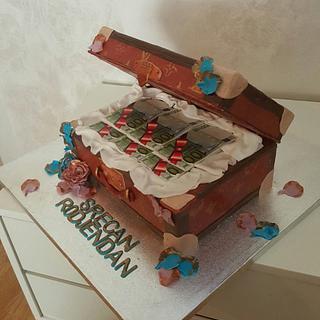 money cake - Cake by DajanaHu