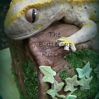 Bertie the Gecko