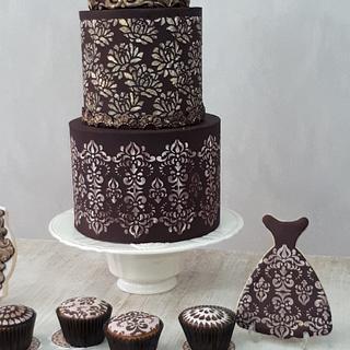 Barroque Cake & Cookies