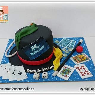 magic cake - Cake by MaribelAlonso