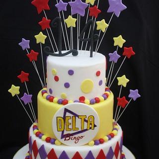 Anniversity cake
