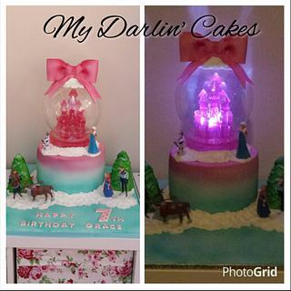 My favourite frozen cake xx