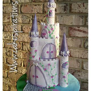 Purple Princess Castle
