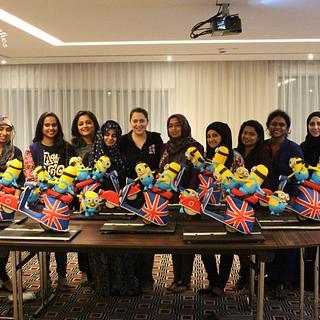 My Minions..... in Dubai