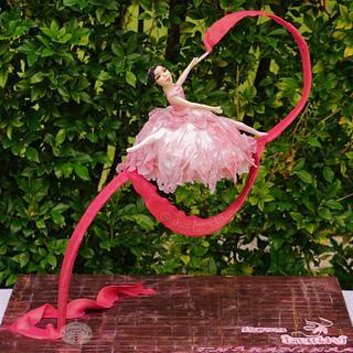 Our Dreams : A Soaring Ballerina