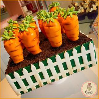 Easter Carrot Cake 🥕
