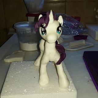 My little pony - Cake by MELANIASCAKEATELIER